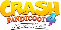 Crash Bandicoot 4 Logo.png
