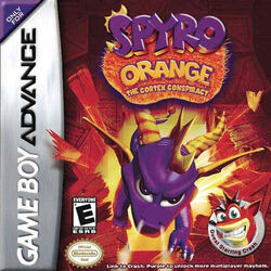 Spyro Orage The Cortex ConspiracySpyro Fusion.jpg