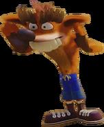 Crash Bandicoot N. Sane Trilogy Fake Crash Bandicoot