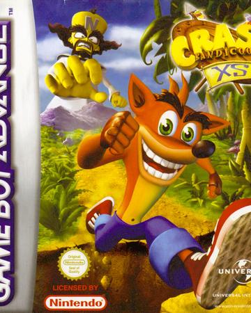 Crash Bandicoot XS.png