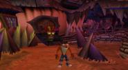 Crash Twinsanity Irrsinns-Insel Haus des bösen Crash 2