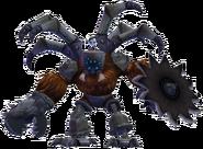 Crash of the Titans Nina Cortex Spinnenroboter