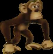 Crash Bandicoot N. Sane Trilogy Rolling Monkey