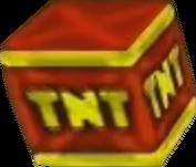 Crash Bash TNT Crate