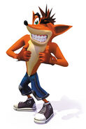 Crash-character