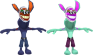 Voodoo bunny suit crash of the titans model by crasharki-dav12cc