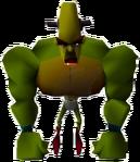 Crash Bandicoot N. Brio mutiert