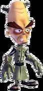 Crash Herrscher der Mutanten N. Brio