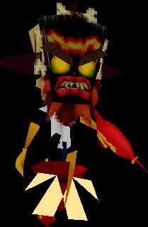 Crash Bandicoot Warped Uka Uka.png