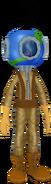 Assistente Mergulhador (WOFC)