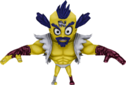 Cortex boss crash mind over mutant model by crasharki-datq72r