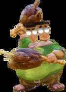 Crash Bandicoot N. Sane Trilogy Double-Headed Lab Assistant