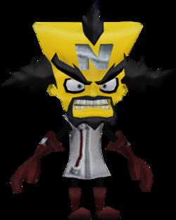 Crash Tag Team Racing Doctor Neo Cortex.png