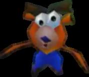 Bandifish Crash Bandicoot 3 Warped