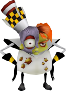 Crash Twinsanity N. Gin