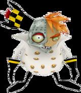 Crash Bandicoot Der Zorn des Cortex N. Gin