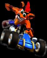 Crash Kart Team Racing