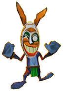 Voodoo-bunny-crash-of-the-titans