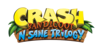 Crash Bandicoot N.Sane Trilogy Logo.png