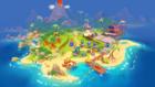 Wumpa Island in On the Run
