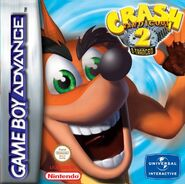 Crash Bandicoot 2 N-Tranced 2003