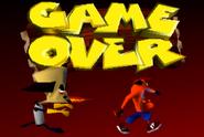 Game Over Crash 1 (E3)