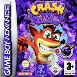 Crash Bandicoot Purple Ripto's Rampage Crash Bandicoot Fusion 2004.jpg