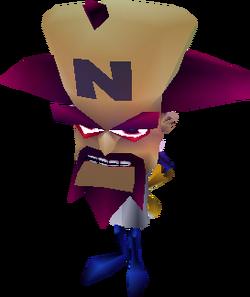 Crash Bandicoot 2 Cortex schlägt zurück Neo Cortex.png