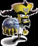 Crash Bandicoot XS Neo Cortex