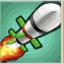 Missile nitro kart
