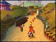 1-3Crash Bandicoot 3 Warped Gameplay.jpg