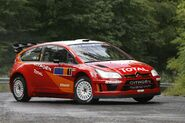 2007 Citröen C4 WRC
