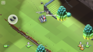 Bomb Bot Barrel