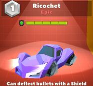 COC Ricochet
