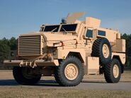 Cougar H mine resistant resistant ambush protected wheeled-armoured vehicle US army 007