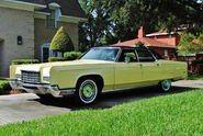 Fifth Generation Lincoln Continental