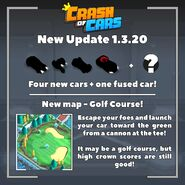 GOLF COURSE UPDATE TEASER