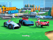 Golf Course Loading Screen