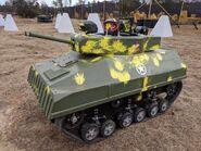 Paintball Mini Tank
