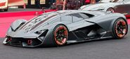Lamborghini Terzo Millennio (Babushcar)