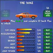 The duke (Renegade Racing flashh version)