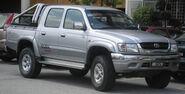 Sixth Generation Toyota Hilux