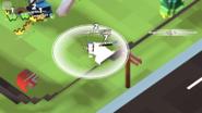 Bomb Bot Barrel AOE