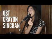 (Indonesia Fan Cover) CRAYON SINCHAN ( OST ) - MICHELA THEA COVER