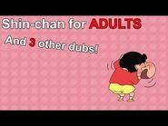 Shin-chan in English! (Part 2) - English Dub History