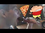 Yvar, Pizza & Shin Chan - Vlogske -33 (recording of Dutch cover)