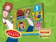(Netherlands) Dutch commercial - Fox Kids Hits 8 (2004) voice-over Martin Stoker