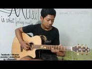 (Indonesia Fan Cover) Crayon Shin Chan - Fingerstyle by Anas