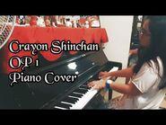 CRAYON SHINCHAN OP (Dobutsuen wa Taihen da) PIANO COVER BY SHIRLEY TOBING