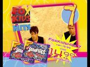 (Netherlands) Dutch commercial - Fox Kids Hits 7 (2003) voice-over Martin Stoker